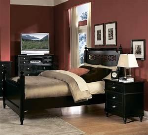 HomeOfficeDecoration | Girls bedroom furniture black