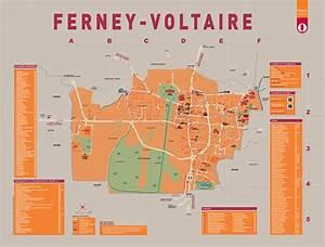 Parking Ferney Voltaire : plan de la ville de ferney voltaire mairie de ferney voltaire ~ Gottalentnigeria.com Avis de Voitures