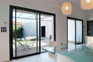 Porte à Galandage Prix : fen tre alu fen tre pvc ou fen tre en bois ~ Premium-room.com Idées de Décoration