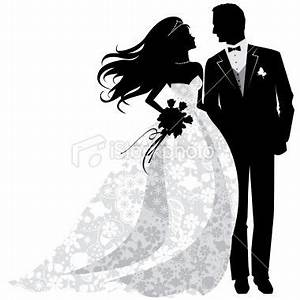 Bride And Groom Free Clipart