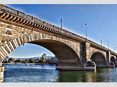 London Bridge at Lake Havasu City AZ