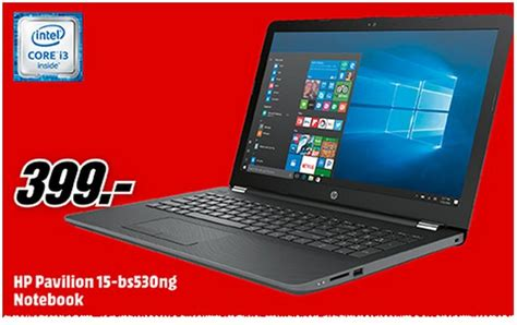 laptop test 2017 bis 500 hp notebook 15 bei media markt f 252 r 379 pfingsten prospekt