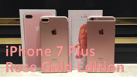 iphone   rose gold unboxing review  giveaway
