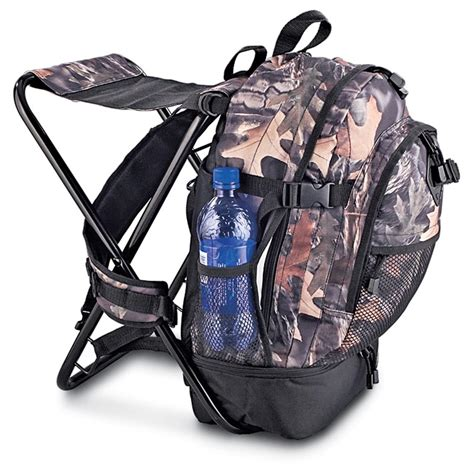 Stool Backpack - backpack stool wilderness camo 110682 at