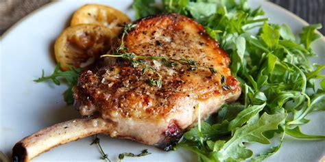 Easy Lemon Pork Chops Recipe