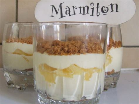 photo de recette verrine mascarpone sp 233 culoos ananas marmiton