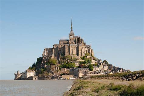 le mont michel in normandy tourist spots