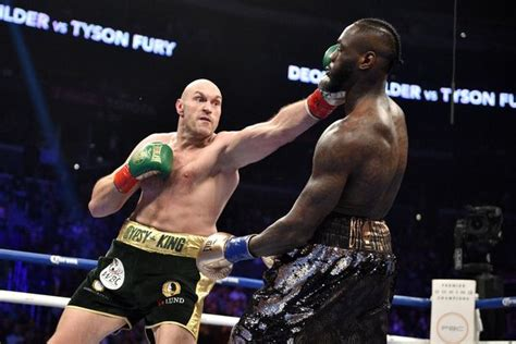 Tyson Fury wants clash against unknown 'Rocky-style ...