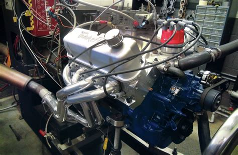 Mad Max Engine Diagram by Build A 505hp Ford 351 Rod Network