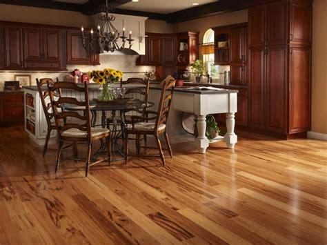 love  brazilian koa floor hardwood floors  kitchen