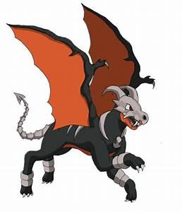 Mega Houndoom by Shadow-Blood-Dragon on DeviantArt