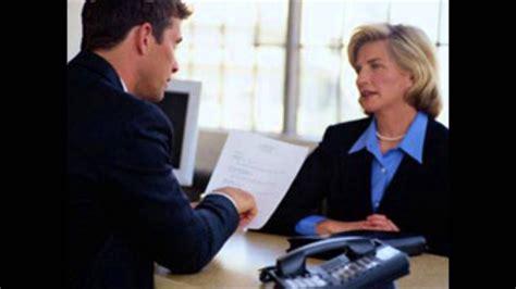 Preguntas frecuentes en una entrevista de trabajo ...