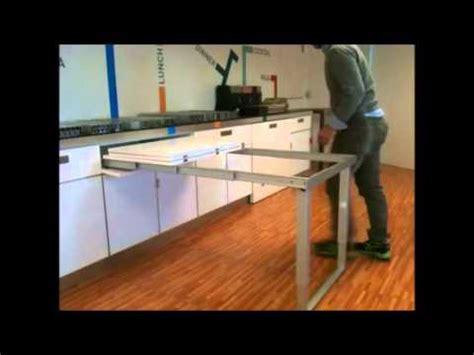 table de cuisine retractable découvrez notre ferrure de table de cuisine repliable