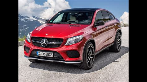 Mercedes-benz Gle 450 Amg 4matic Coupé Im Test