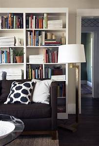 Regal Hinter Sofa : living room layout ideas place a bookcase behind your sofa ideas for the home pinterest ~ Frokenaadalensverden.com Haus und Dekorationen