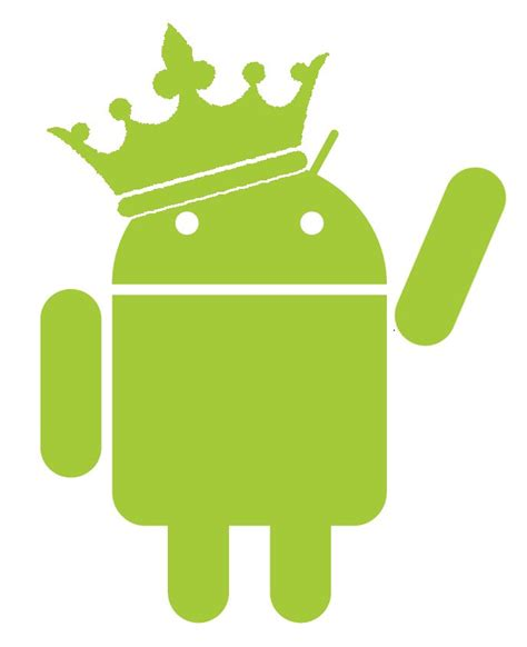 f android the mobile os king android