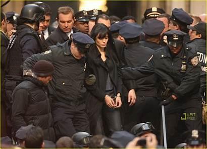 Angelina Arrested Jolie