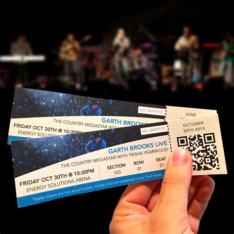 cool concert ticket template examples   event