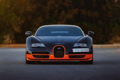 Bugatti Veyron Super Sport World Record Edition