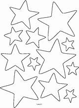 Coloring Star Shapes Stars Sheets Printable Pages Template Templates Photobucket Shape Christmas Print Patterns Pattern Brawl Colour Adult Printables Crafts sketch template