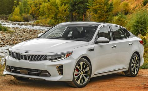 2017 / 2018 Kia Optima For Sale In Your Area
