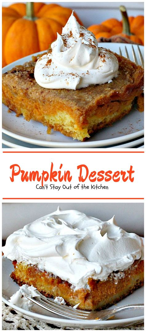 pumpkin dump cake can t stay out of the kitchen