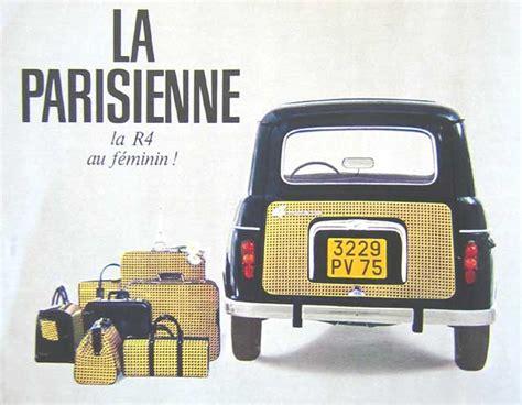 Pieces Detachees Renault 4l Fourgonnette