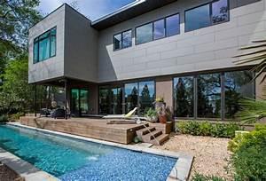 Moderne Häuser Mit Pool : moderne architektur und umweltfreundliches design ein haus in atlanta ~ Markanthonyermac.com Haus und Dekorationen