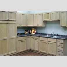 Unfinished Oak  Kitchen Cabinets  Bargain Outlet