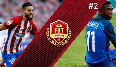 FIFA 18. Plantilla para la Jornada de FUT Champions #2 ...