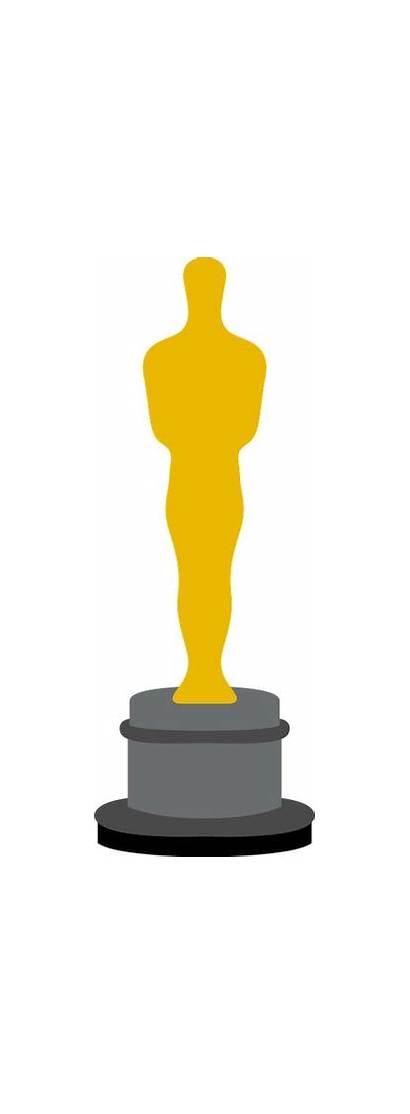 Oscar Award Statue Clipart Academy Clip Oscars