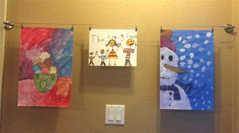 picture hanging system ikea art hanging system from ikea teachkidsart