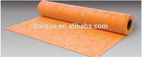 tile underlayment membrane orange uncoupling membrane used for waterproof flooring