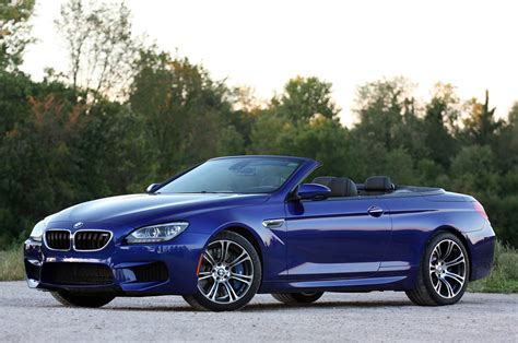 © Automotiveblogz 2012 Bmw M6 Convertible