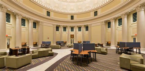 mit dome barker library renovation restoration project
