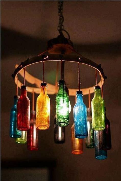 diy wine bottle chandelier inspirations noted list