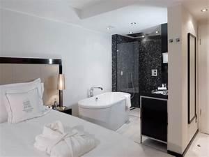 Freistehende Badewanne Im Schlafzimmer : schlafb der bad design ~ Bigdaddyawards.com Haus und Dekorationen