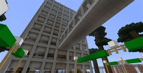 Modern Minecraft  New Buildings