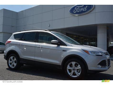 2016 Ford Escape Se by 2016 Ingot Silver Metallic Ford Escape Se 106810983