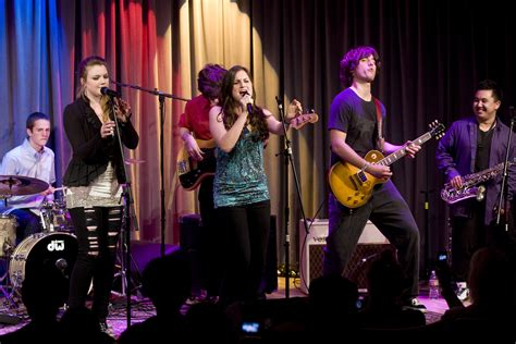 Pop Music Majors Get Funky For Midterm