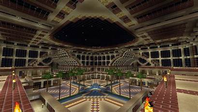 Minecraft Mall Shopping Map Centre Shops Coffee