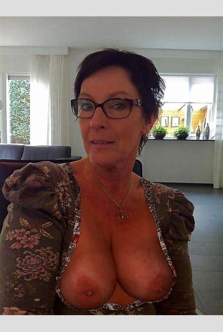 Dutch Milf Rolanda - Fuck Mom Pussy