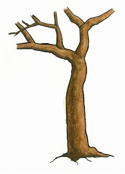 Trunk Tree Clipart Clip Panda