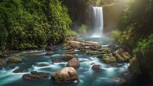 Download, Nature, Rocks, Stream, Waterfall, Forest