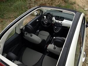 Taille Coffre Fiat 500 : essai vid o fiat 500 c braquage l 39 italienne ~ New.letsfixerimages.club Revue des Voitures