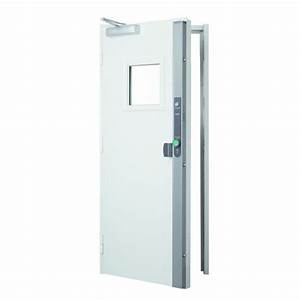 bloc porte anti effraction a serrure motorisee abloy With serrure bloc porte