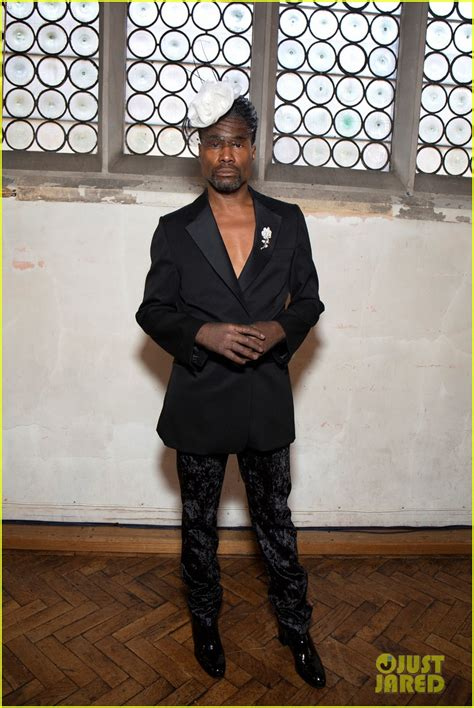 Pose Billy Porter Takes Over London For Fashion Week