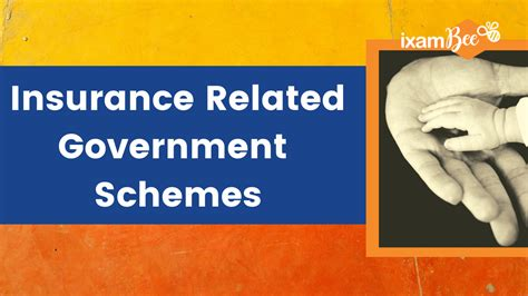 The cbhi schemes in india are extremely diverse in terms of their designs, sizes and target populations. Insurance Schemes Launched by the Government of India