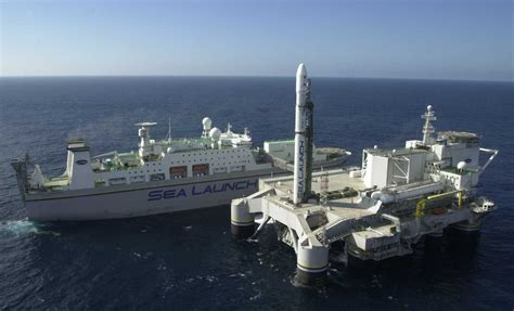 Russia's S7 Group to take over Sea Launch – Spaceflight Now