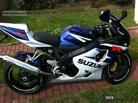 Suzuki Gsxr 600 Horsepower by 2005 Suzuki Gsxr 750 Top Like New With Leather Suit